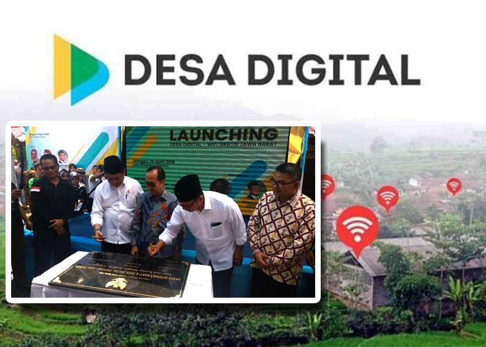 Desa Digital: Memperbaiki Ekosistem Digital, Menyejahterahkan Masyarakat Desa