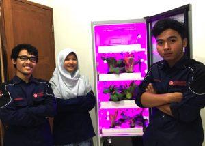 Mahasiswa IPB rancang SMIPY, bantu orang kota bertani