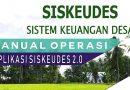 Mengenal Aplikasi Terbaru Sistem Keuangan Desa Siskeudes Versi 2.0 di Karanganyar